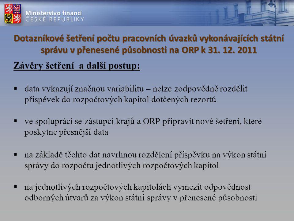 Děkuji Vám za pozornost Jan Zikl Ministerstvo financí ředitel odboru financování územních rozpočtů a programové financování e-mail: Jan.Zikl@mfcr.cz tel.: 257 042 800