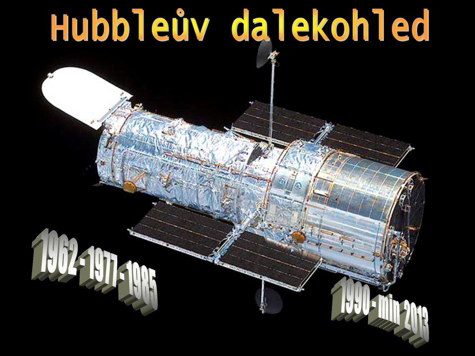 Čtyři velké observatoře Great Observatories Program Compton Gamma Ray Observatory Chandra Space Telescope Spitzer Hubble Space Telescope