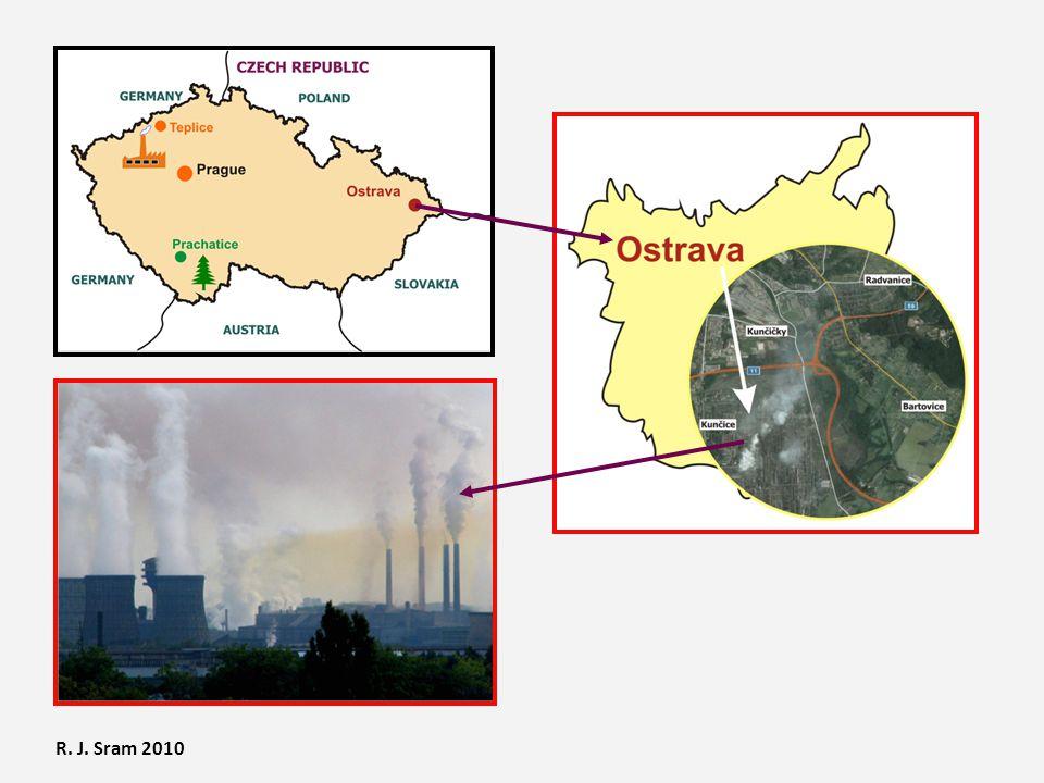 ZÁVĚRY  PAU působí velkou většinu dioxinové toxicity; příspěvek persistentních organických polutantů (dioxinů a PCB) je velmi malý.