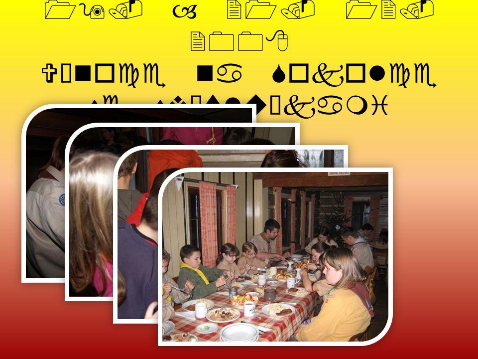 19. – 21. 12. 2008 Vánoce na Sokolce se světluškami