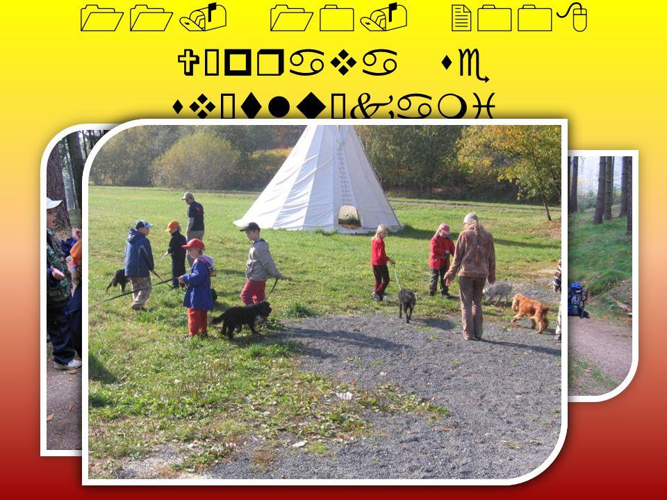 11. 10. 2008 Výprava se světluškami