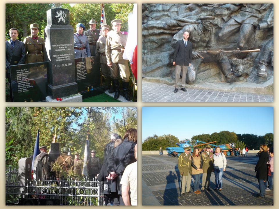 Památník Matka Vlast nad Dněprem