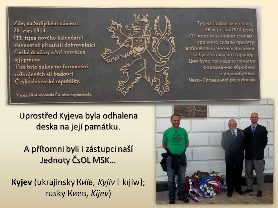 Česká družina, která položila základ budování československých vojenských jednotek v Rusku, vznikla 12.