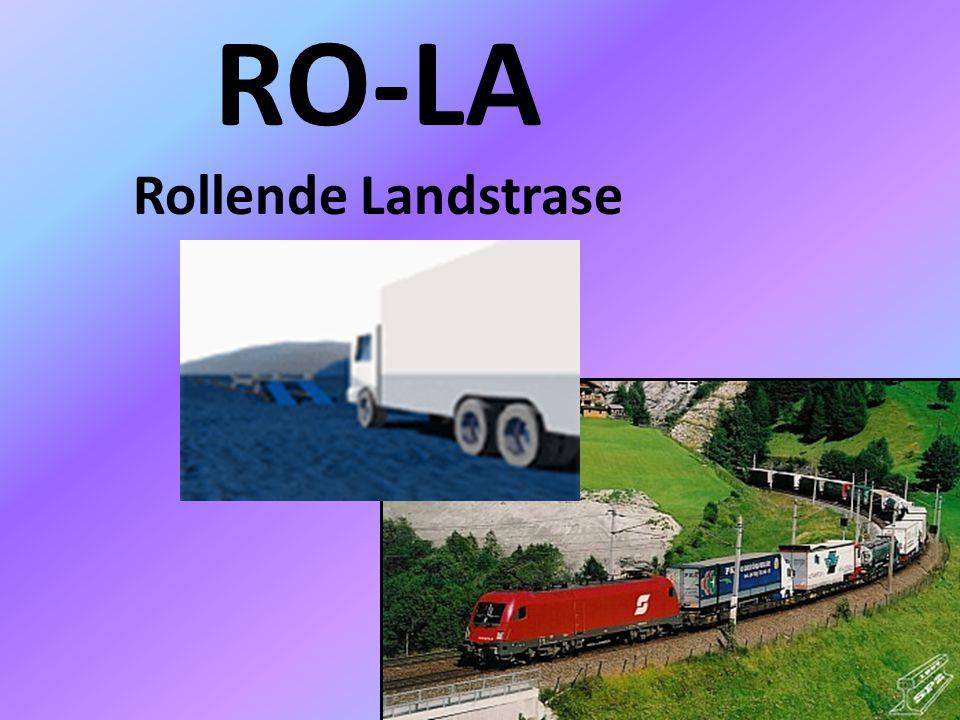 RO-LA Rollende Landstrase