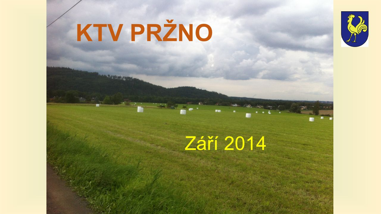 KTV PRŽNO Září 2014