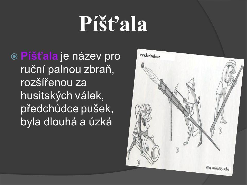 Tarasnice  Tarasnice je druhem pevné palné zbraně určené především pro přímou střelbu.