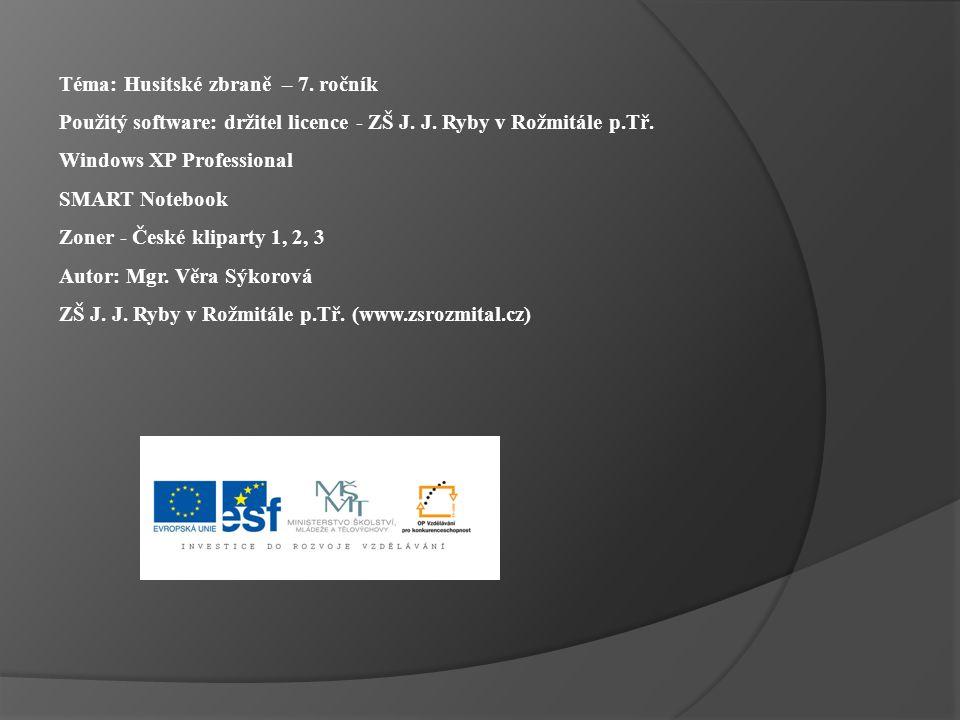  Zpěv Text chorálu Ktož jsú boží bojovníci http://www.husitstvi.cz/g21.phpjcnews.cz Bitva u Domažlic
