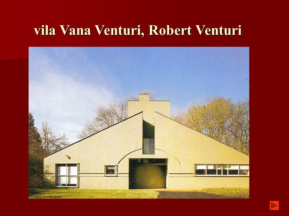 vila Vana Venturi, Robert Venturi