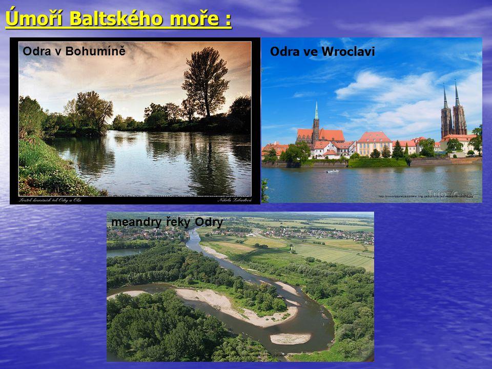 Úmoří Baltského moře : Úmoří Baltského moře : Odra v Bohumíně http://lh3.ggpht.com/-OMcDfKMiPwA/SC4luYHPrlI/AAAAAAAAACo/WZkGLC8WbhM/SOTOK-HRANICNICH-R