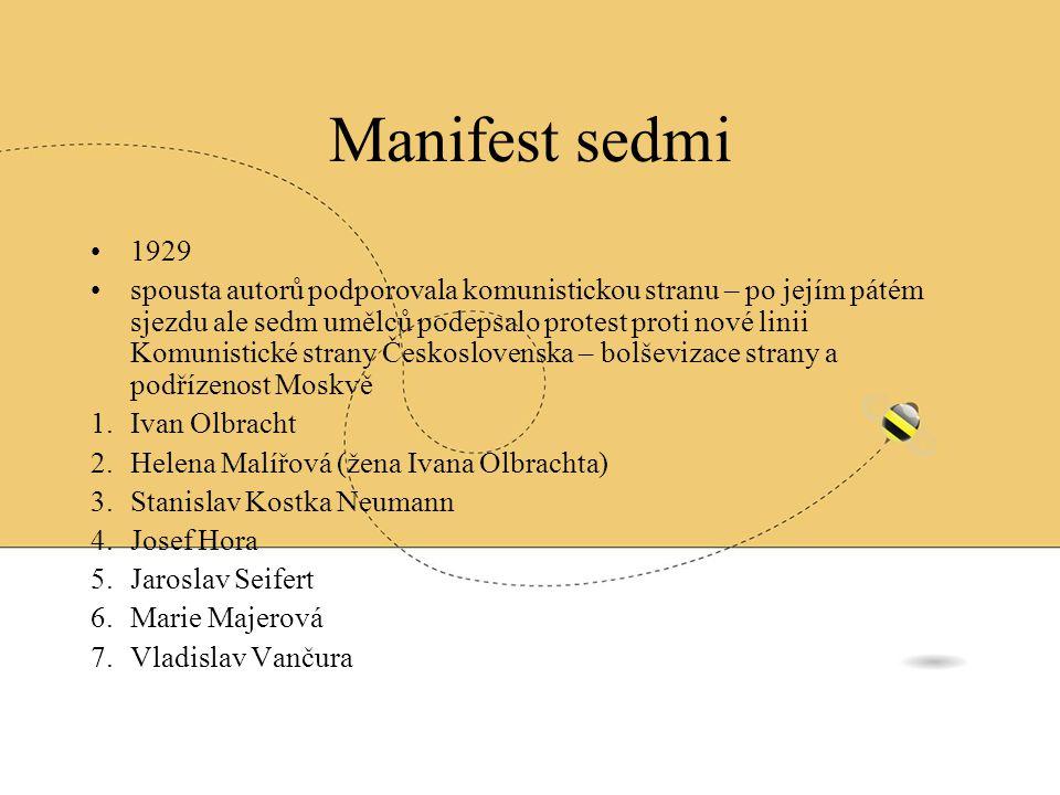 poetismus 1.pol.20.let český umělecký směr.