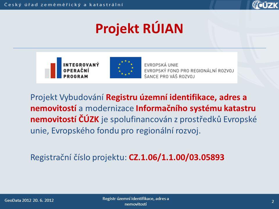 Obsah prezentace  Úvod  Základní registry veřejné správy  Proč vznikají základní registry.