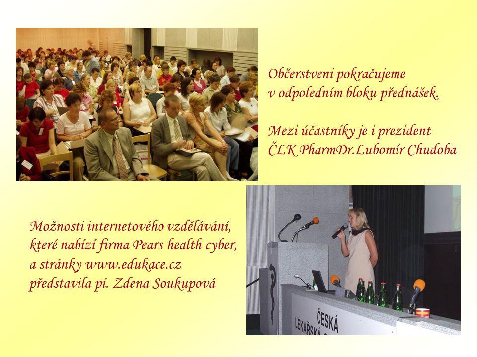 Pohled České lékárnické komory na vzdělávání farmaceutických asistentů přiblížil prezident PharmDr.