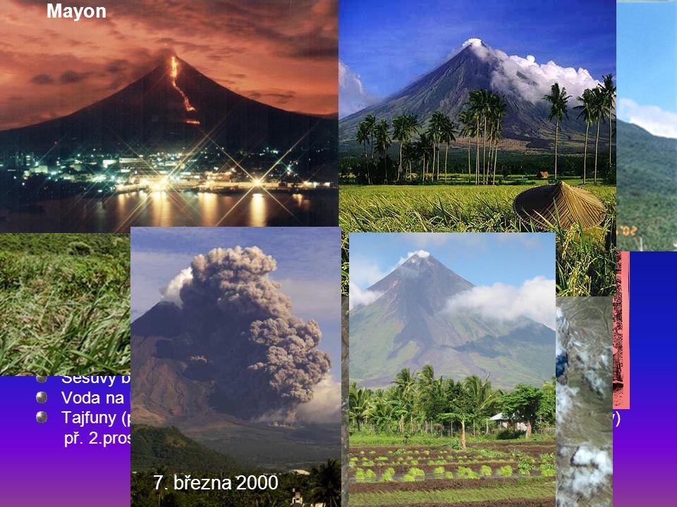 Problémy: Po 11.9.2001 zvýšené riziko bombových útoků muslimských extrémistů s prokázaným napojením na Al Kaidu a indonéskou Džamája Islámija – zvláště Mindanao a ostrovy Sulu a Tawi-Tawi (případ únosu cizinců z blízkého malajského ostrova v roce 2000) Vyslány speciální americké jednotky pro boj s terorismem Vojenské aktivity militantní složky maoistické komunistické strany tzv.