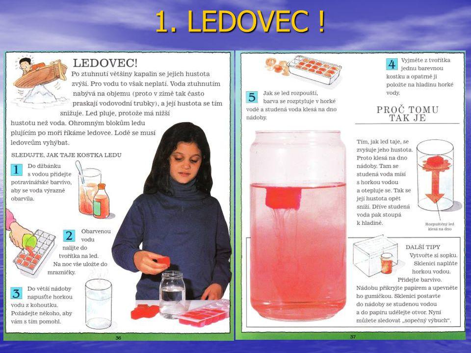 1. LEDOVEC !