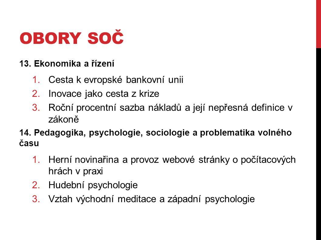 OBORY SOČ 13.