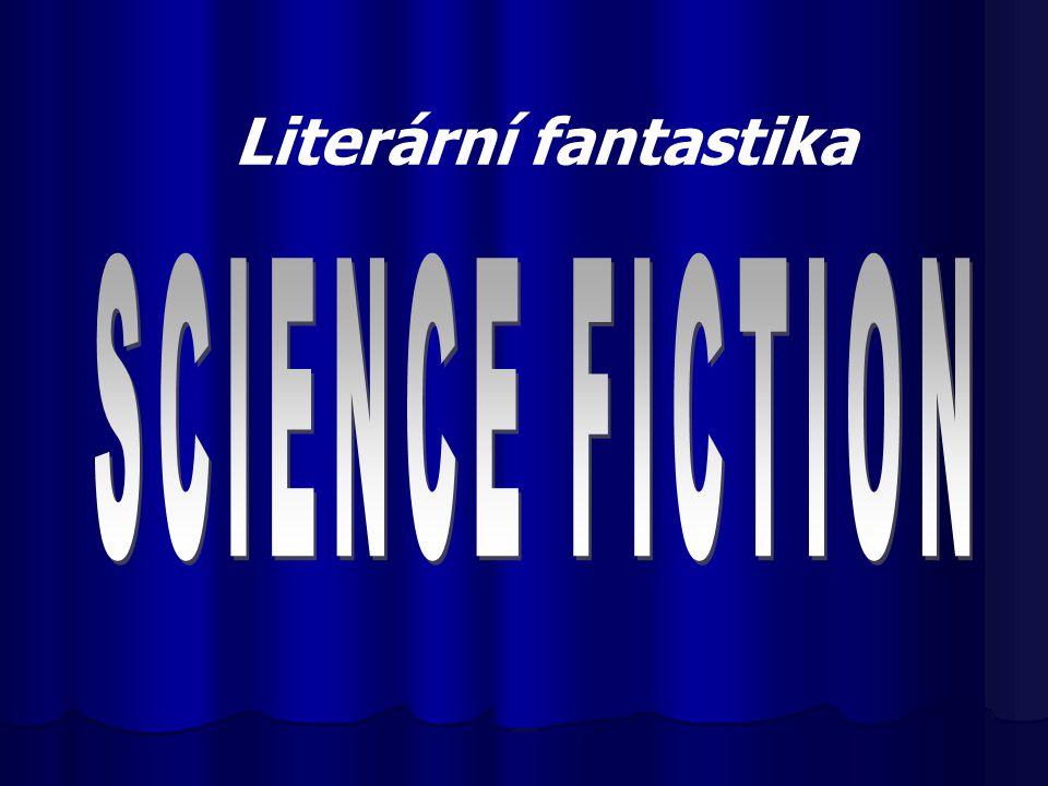 Literární fantastika