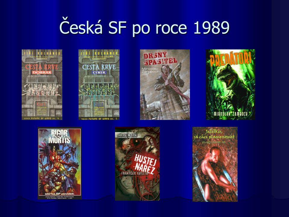 Česká SF po roce 1989