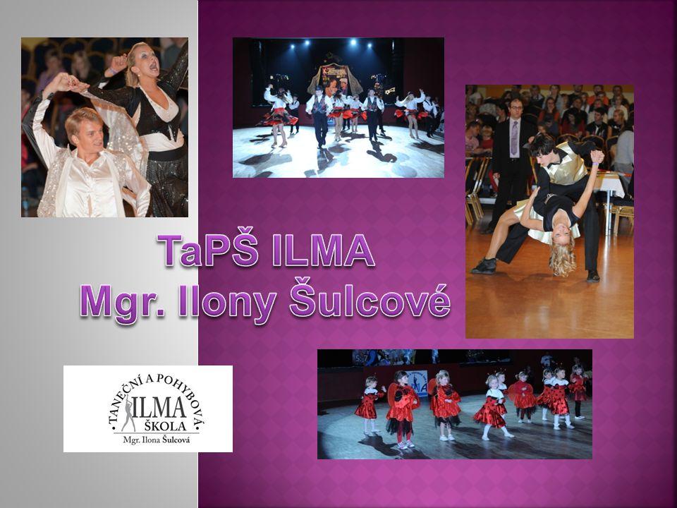  Taneční a pohybová škola pod vedením Mgr.