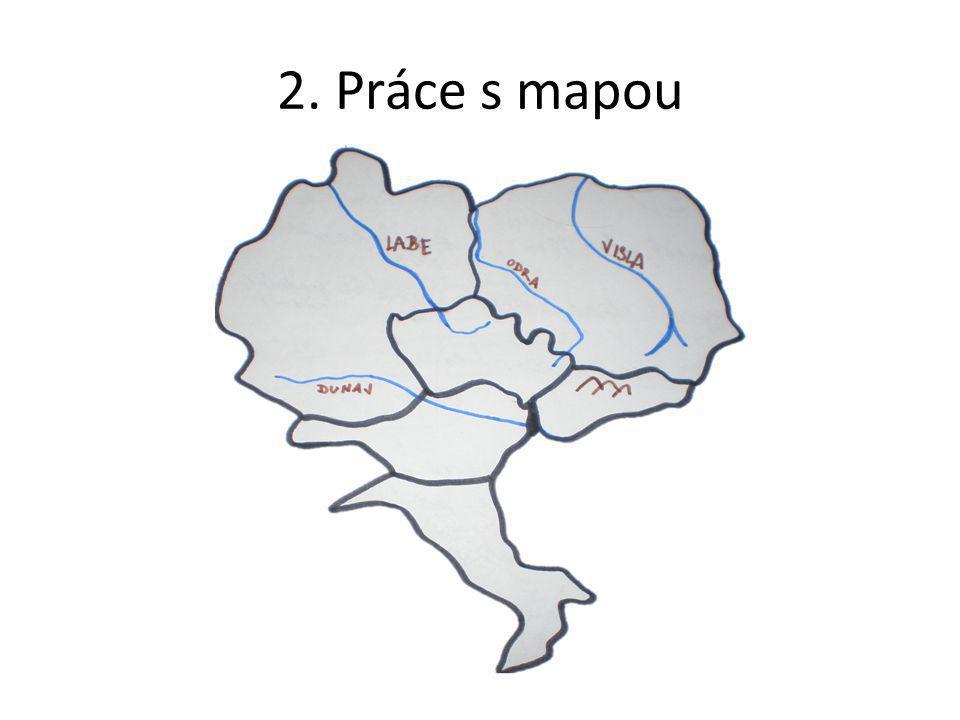 2. Práce s mapou