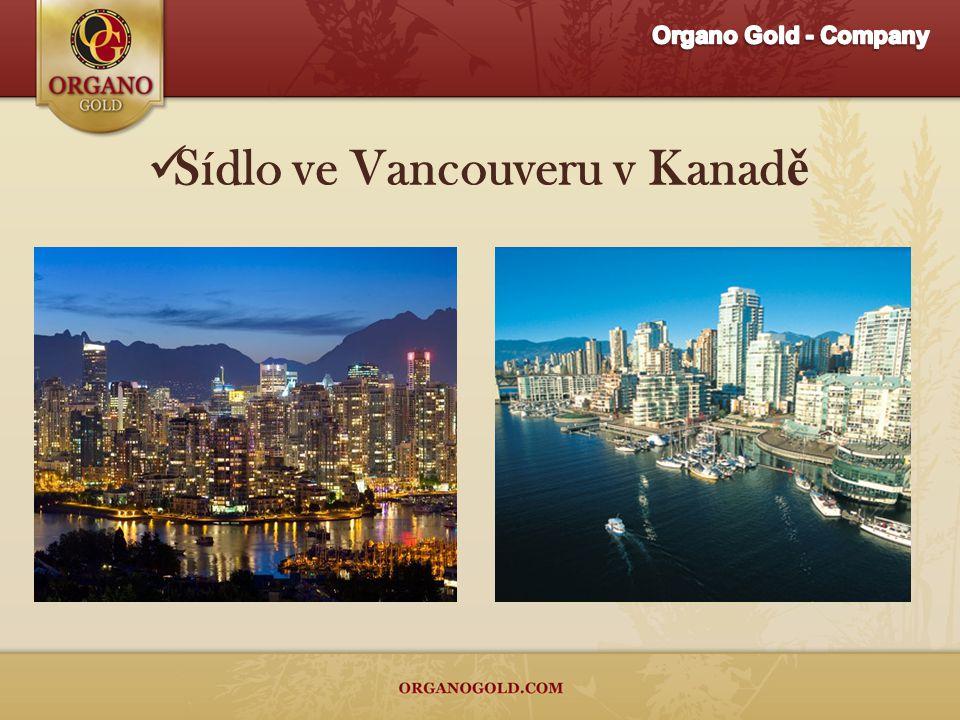 Sídlo ve Vancouveru v Kanad ě