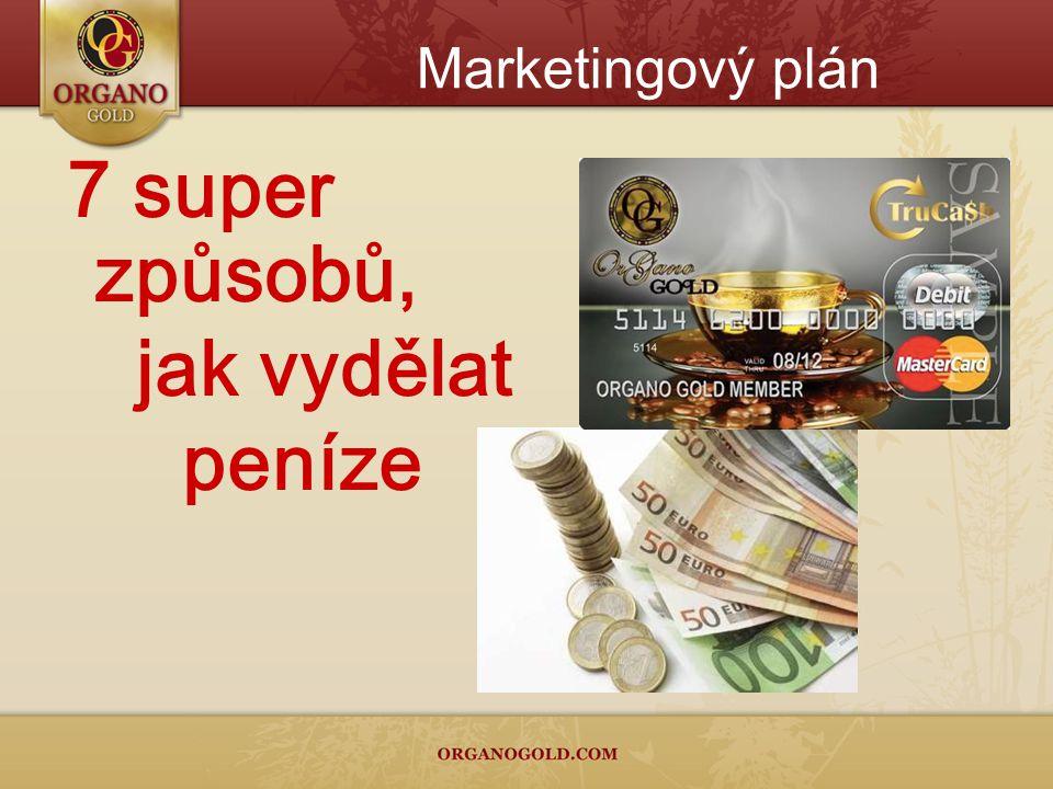 Marketingový plán 7 super způsobů, jak vydělat peníze