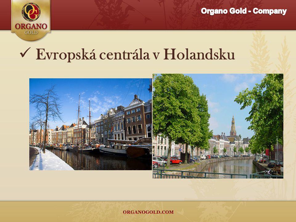 Evropská centrála v Holandsku