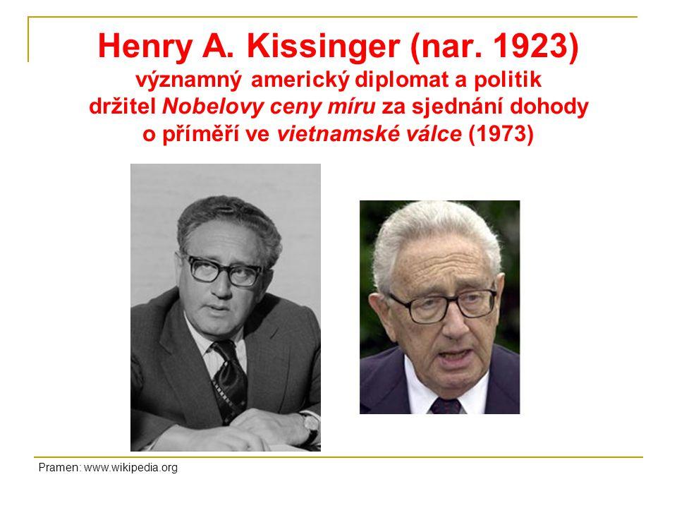 Henry A.Kissinger (nar.