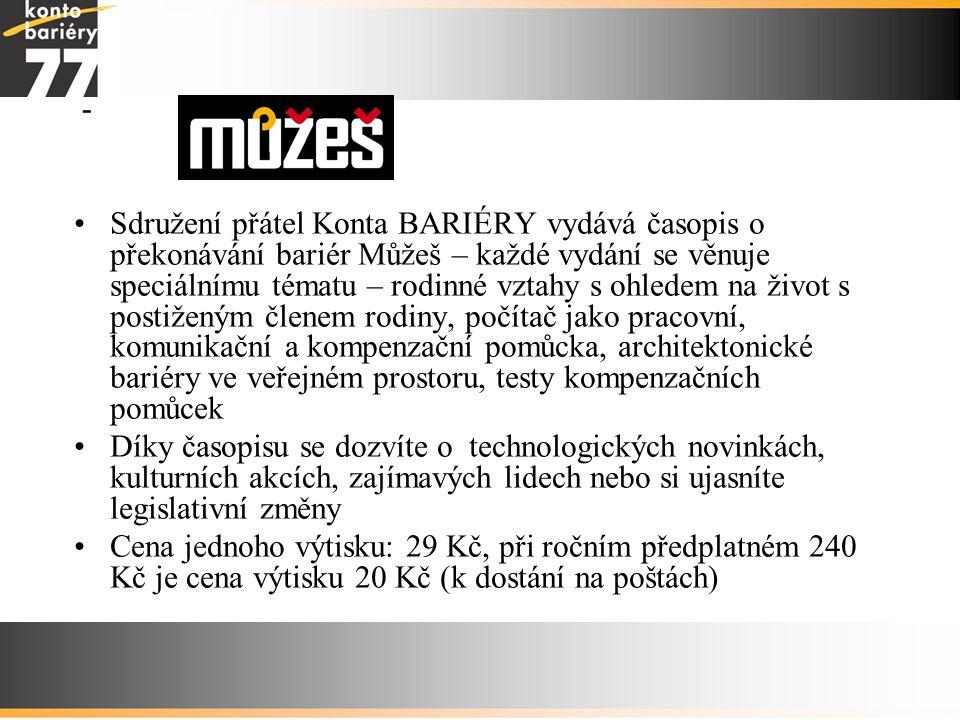 Kontakt Božena Jirků Melantrichova 5, Praha 1 224 214 452 bozena.jirku@bariery.cz www.kontobariery.cz bozena.jirku@bariery.cz www.kontobariery.cz