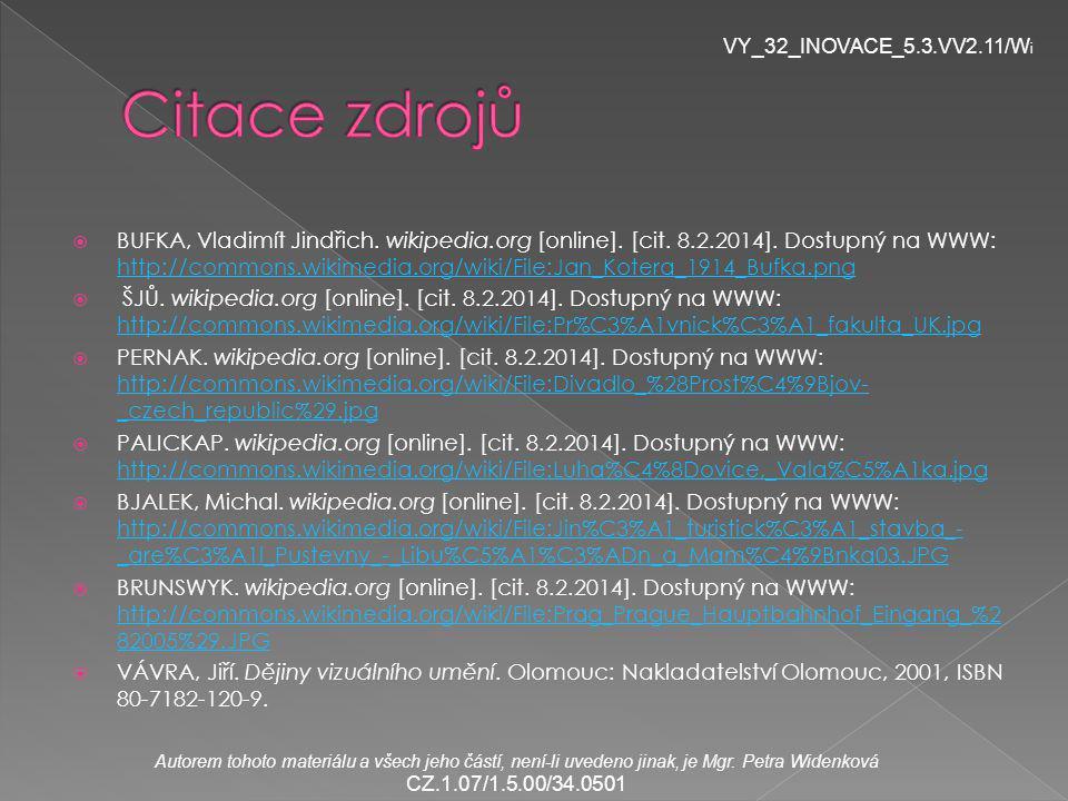  BUFKA, Vladimít Jindřich. wikipedia.org [online].