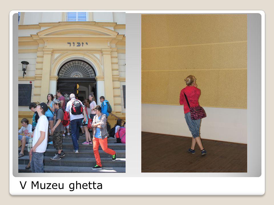 V Muzeu ghetta