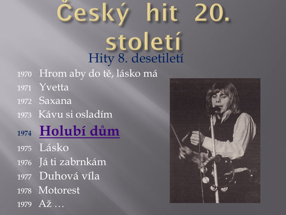 Hity 8.