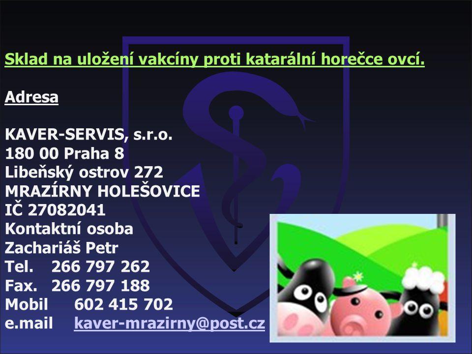 Vyzvednutí vakcíny 9:30 – 11:30 777 005 301 nebo 724 681 505