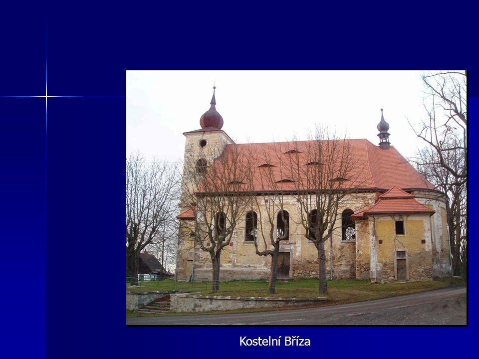 Kostelní Bříza