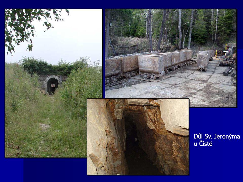 Důl Sv. Jeronýma u Čisté