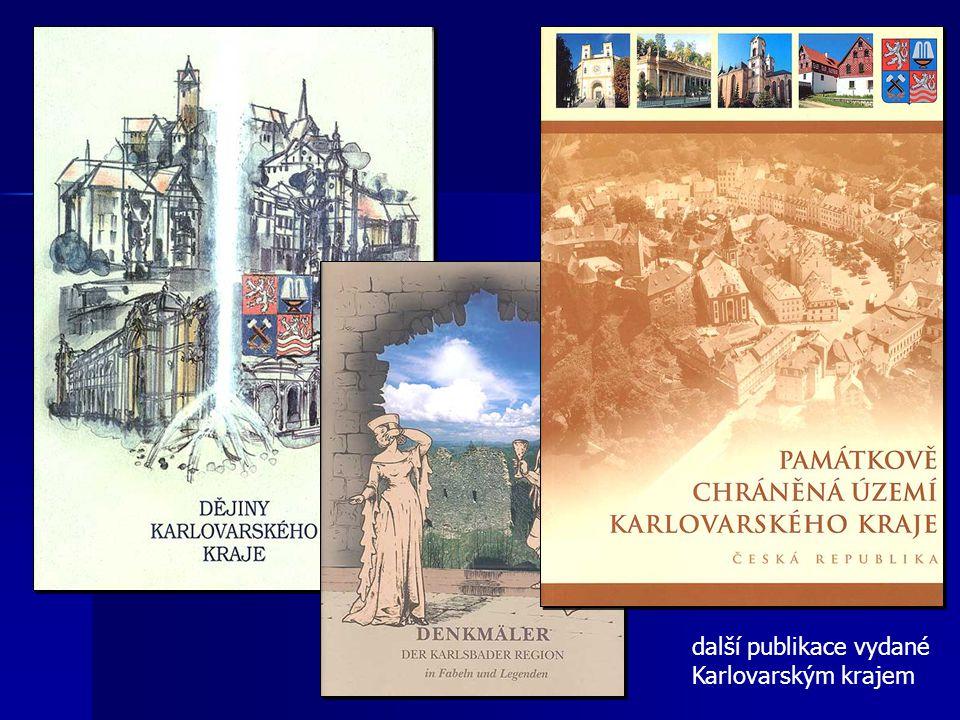 další publikace vydané Karlovarským krajem