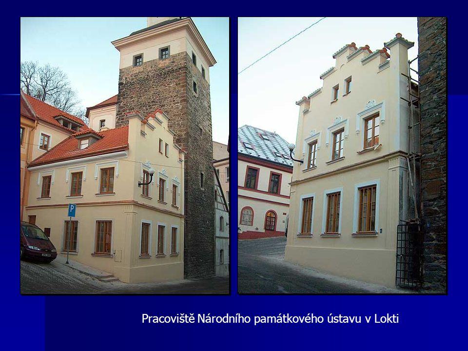 Příklady úspěšných projektů podpořených žadatelů Dům čp. 4 v Horní Blatné