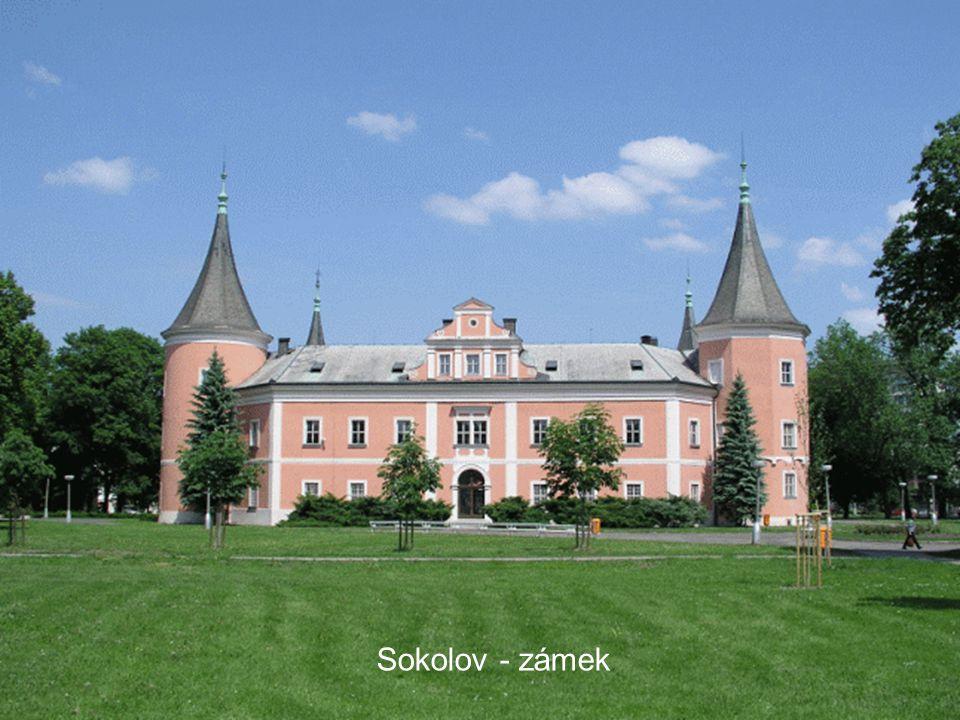 22 Sokolov - zámek