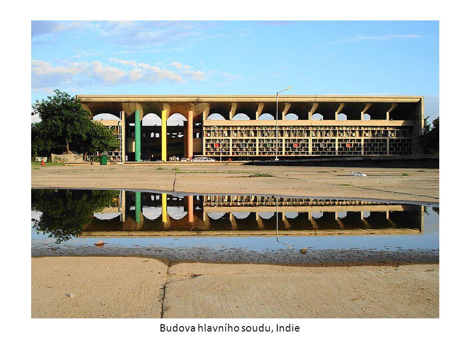Budova hlavního soudu, Indie
