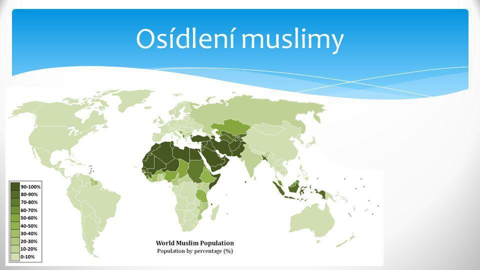 Osídlení muslimy