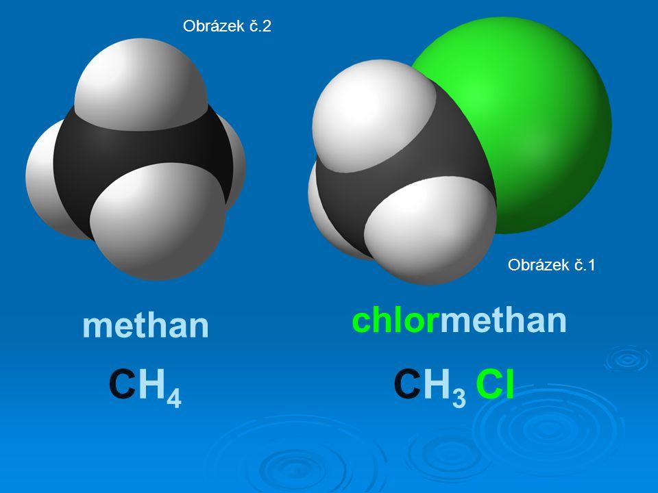 Halogenderiváty uhlovodíků  chlor nahrazen halogenem  jsou organické látky, ve kterých je atom (y) vodíku ( H )  jod  brom  fluor
