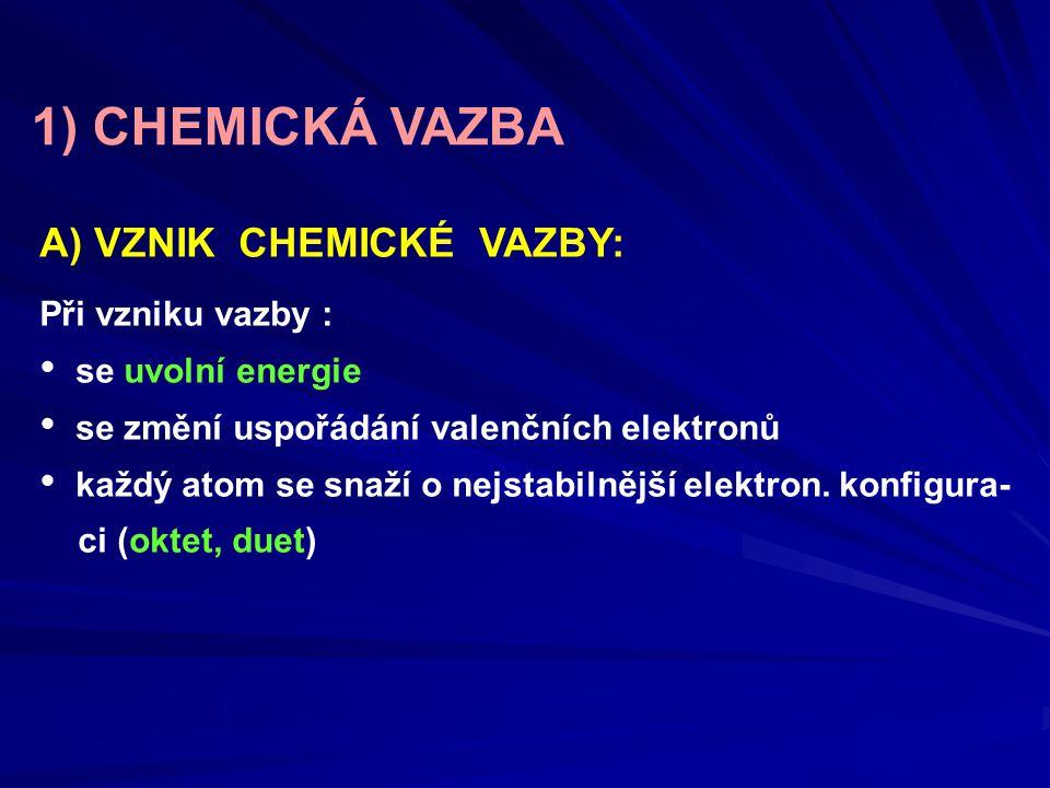 b) Na středovém atomu je VÍCE elektronů než OKTET: Př.: PCl 5, příp.