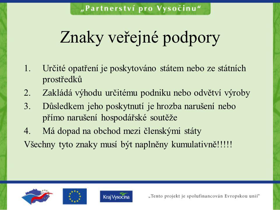 Opatření ze strany státu … Pojem stát – jde o vládu, regionální samosprávu (obce, kraje), Českou národní banku.