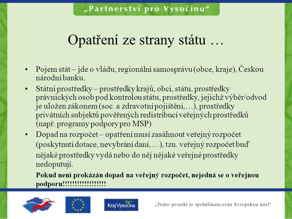 Skupinové výjimky V současné době jsou platná následující nařízení Evropské komise stanovící skupinové výjimky: č.