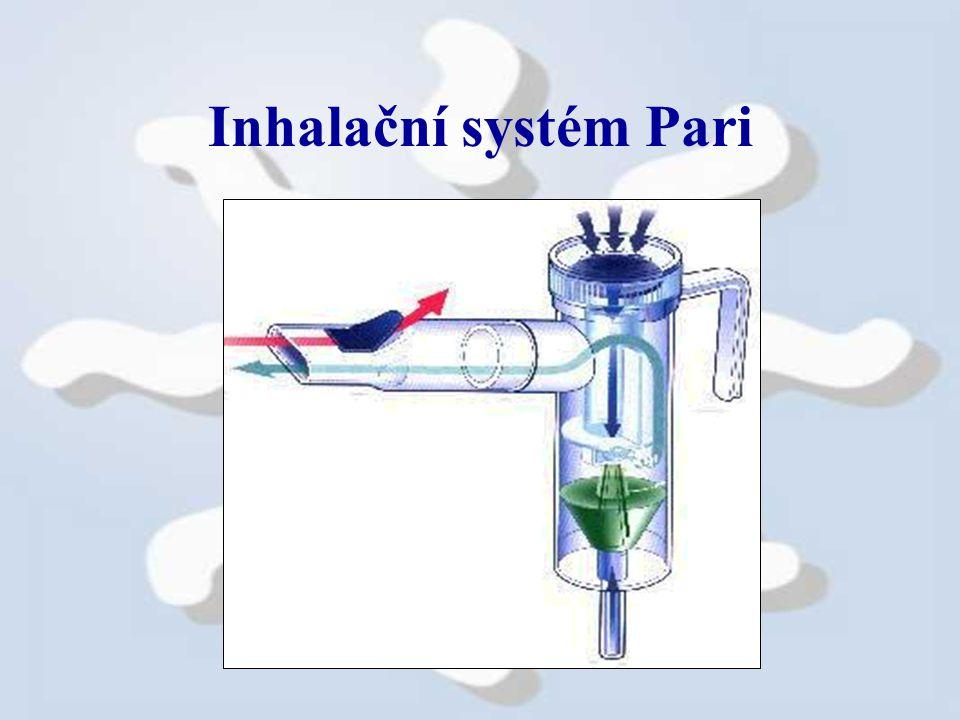 Inhalační systém Pari