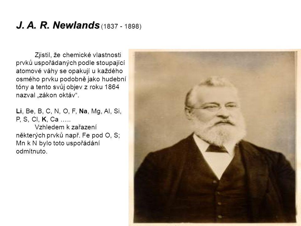 J.A. R. Newlands J. A. R.