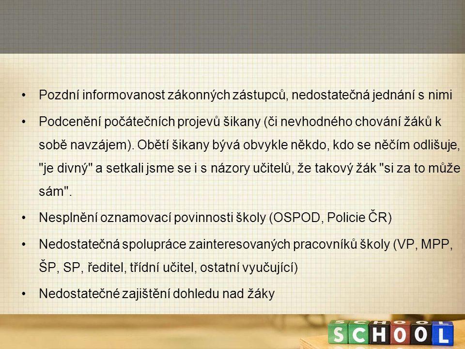 Předcházení vzniku sociálně patologických jevů Úprava ve školské legislativě Zdroj: h http://oz.kurzy.cz
