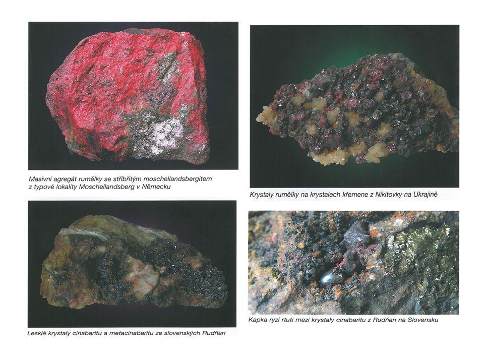 zdroje: časopis Minerální suroviny č.3/2010, článek Jindřich Pařízek: Rtuť – tekuté stříbro, obr.