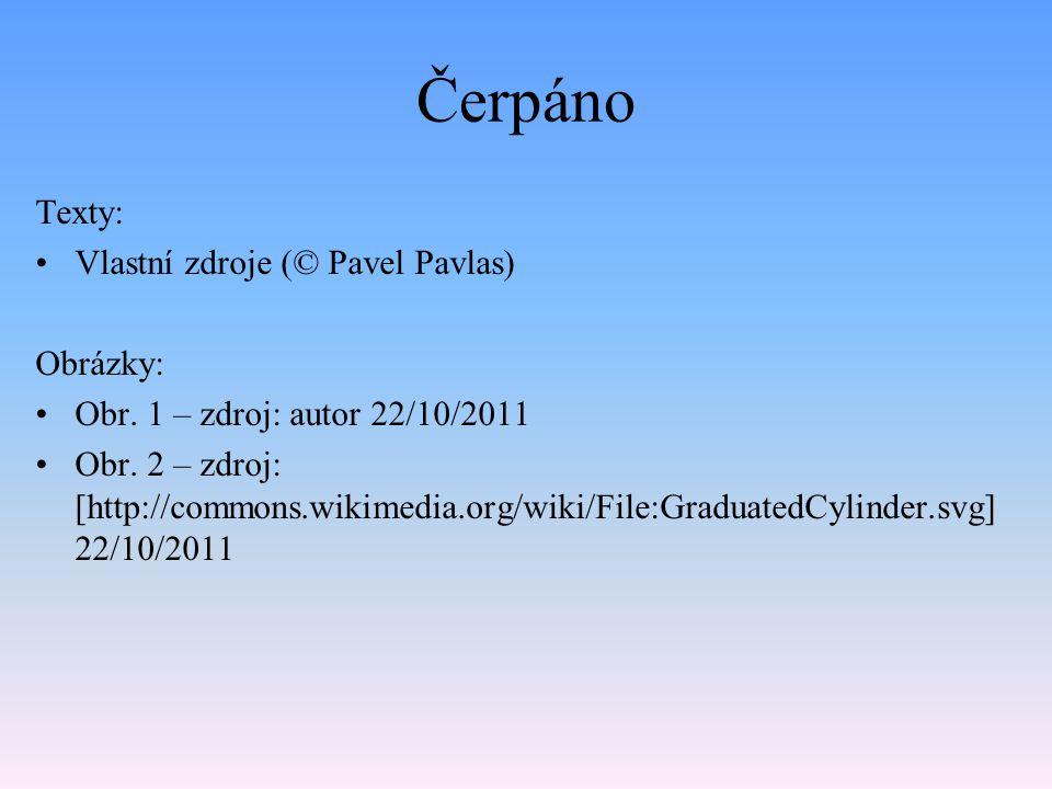 Čerpáno Texty: Vlastní zdroje (© Pavel Pavlas) Obrázky: Obr. 1 – zdroj: autor 22/10/2011 Obr. 2 – zdroj: [http://commons.wikimedia.org/wiki/File:Gradu