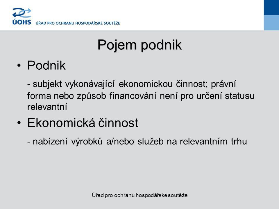 Definice výzkumné organizace čl.