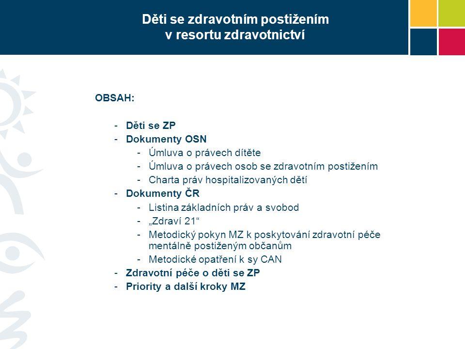 Lůžková péče  Kvalita a dostupnost lůžkové péče  Bariéry (vyhláška MMR č.